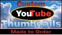 create custom YouTube thumbnails