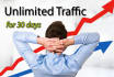 send unlimited targeted,website,traffic,real visitors