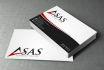 create PROFESSIONAL business card design