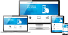 build a responsive website for you