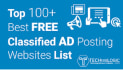 post your ad to 50 High PR classified sites