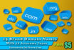 research 15 brand domain names with awesome logo