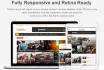 do news wordpress theme