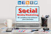 run all social media pages for you