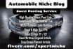 write and guest post on my AUTOMOBILE niche blog DA38