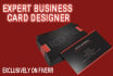 design Awesome Professional Business Cards