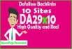 give link DA29x10 site blogroll permanent