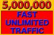drive INSANE amount of Web Traffic via Social Media
