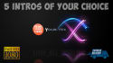 create 5 AMAZING intro animation of your choice from 21 templates