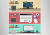 design amazing social media cover, post, ads