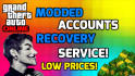sell you modded gta5 account