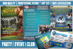 create a promotional flyer