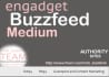 write and Publish Post on Engadget Buzzfeed Medium Dofollow