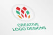 create professional logo for you