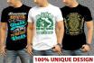 make a t shirt design