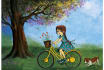 do 2D cartoon illustrations for you