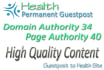 post your Article to 5X DA34 Healthy permanent Guestpost