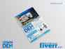 create OUTSTANDING Flyer and Brochure