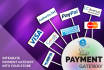 integrate any payment gateway in your site