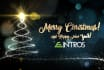 create this Elegant Christmas Wishes Video