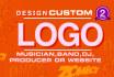 design your MUSIC Logo