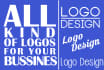 do the best logo for your company, bussines or you