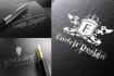 create PROFESSIONAL luxury logo