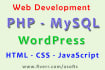 do Web Development in PHP and WordPress