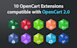 install and configure Opencart Store