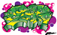 draw your Photo into Vector , Logo , Graffiti