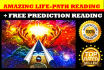 give AMAZING LifePath Reading about your Life