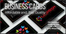 print business cards and ship them