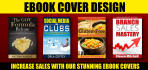 design 2 professional kindle covers in 24 hours