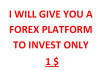 give list of Forex traders ready to trade for you