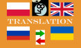translate english polish russian ukrainian