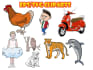 create vector clipart in eps or svg format