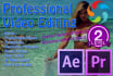 professional and High Quality video editing