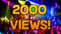 send you 2000 Youtube or Vimeo video views