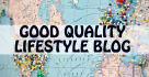write a good quality lifestyle blog