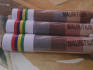 send you a tube of 7 coloured soils from Mauritius