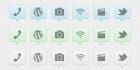 design modern icons according your needs