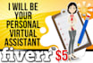 be your fast and reliable virtual assistant