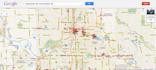 do google map integration and gis programming