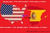 translate English To Spanish 850 Words Spanish Translation
