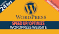 speed Up website in 24 hrs