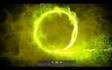 hacer una animación de vortex con partículas para tu logo