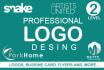 diseñar un logo profesional