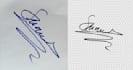 digitalizar tu firma a partir de una foto