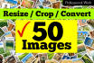 resize rotate convert 40 images logo jpg png