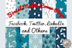 design Social Media Cover and profile picture